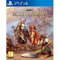 UIG Entertainment game: Realms of Arkania: Blade of Destiny  PS4