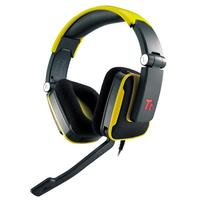 Tt eSports Shock Gaming Headset - Sunfire Yellow Edition Geel PC