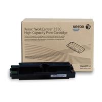 Xerox cartridge: Printcartridge met extra grote inhoud, WorkCentre 3550 (11.000 pagina's) - Zwart
