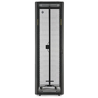 Hewlett Packard Enterprise rack: HP 11642 1200mm Shock Universal Rack - Zwart
