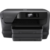 HP inkjet printer: Officejet Pro 8218 - Zwart, Cyaan, Magenta, Geel