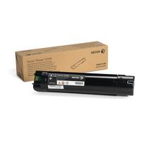 Xerox toner: Standaard tonercartridge, zwart (7.100 pagina's) Phaser 6700