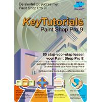 Keytutorials Paint Shop Pro 9 - Nederlands