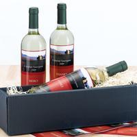 Huismerk Herma 8882 Flessen Etiket 90x120mm Wit - 40 etiketten