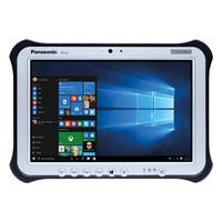 "Panasonic Toughpad FZ-G1 MK5 10,1"" WUXGA IPS i5 8GB RAM 256GB SSD 4G LTE Tablet - Zwart, Zilver"