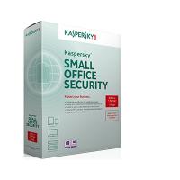Kaspersky Lab software licentie: Small Office Security 4 -  20-24 gebruikers - 3 jaar Cross-grade licentie