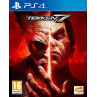 Namco Bandai Games game: Tekken 7  PS4