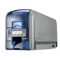 Datacard plastic kaart printer: SD360 - Zwart, Blauw