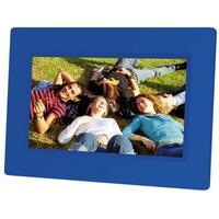 Braun Photo Technik fotolijst: DigiFrame 709 - Blauw