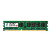Transcend RAM-geheugen: Transcend 2GB DDR3