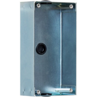 Robin intercom system accessoire: Flush Mount Box 1 - Grijs