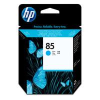 HP printkop: 85 gele DesignJet printkop - Cyaan