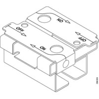 Cisco Aironet Converter Clip for Channel Grid Suspended Ceilings