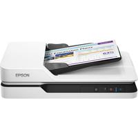 Epson scanner: WorkForce DS-1630 - Zwart, Wit