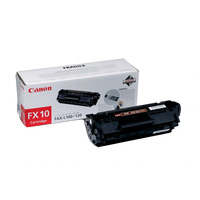 Canon cartridge: FX10 - Zwart