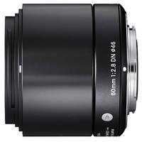 Sigma 2,8/60 DN zwart Sony E-Mount