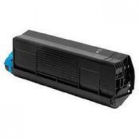 OKI cartridge: Toner Black 3000sh f C5200 5400 - Zwart