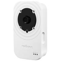 Edimax beveiligingscamera: 720p, Lan, Wi-Fi,4 IR LEDs, WPS - Wit