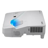 NEC beamer: UM361X - Wit