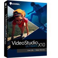 Corel videosoftware: VideoStudio Ultimate X10