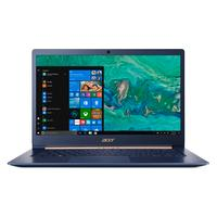 Acer laptop: Swift Swift 5 Pro SF514-52TP-85T2 - Blauw, QWERTY