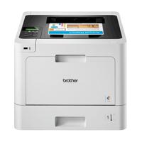 Brother Netwerk Kleuren31 ppm - 256 MB - 2400 dpi class - interne duplexunit - Wireless Laserprinter - Zwart, .....