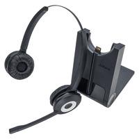 Jabra Pro 920 Duo Headset - Zwart