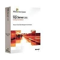 Microsoft software licentie: SQL Server 2005 Enterprise Edition, Win32 EN SA OLP B AE EMEA Only