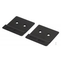 APC montagekit: Bracket Kit, 0U PDU, Compaq/Dell - Zwart