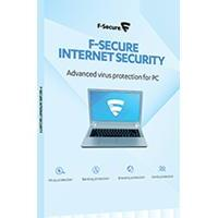 F-SECURE product: Internet Security 3-PC 1 year