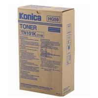 Konica Minolta cartridge: Doos 2 stuks - Zwart