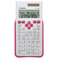 Canon calculator: F-715SG - Roze, Wit