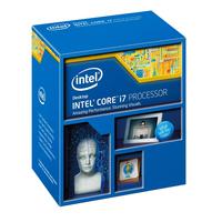 Intel processor: Core i7-5930K