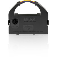 Epson printerlint: Nylon kleur S015056 - Zwart