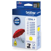 Brother inktcartridge: Inktcartridge GEEL