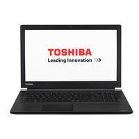 Toshiba laptop: Satellite Pro A50-C-1MN - Zwart, Grafiet