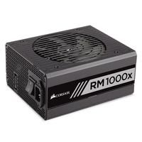 Corsair power supply unit: RM1000x - Zwart