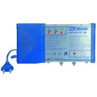 Spaun signaalversterker TV: HLV 40/65 FPE - Blauw