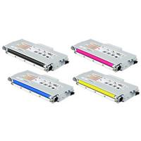 Brother cartridge: Yellow Toner - Geel