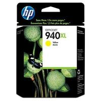 HP inktcartridge: 940XL originele gele inktcartridge - Geel