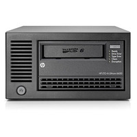 Hewlett Packard Enterprise tape drive: StoreEver LTO-6 Ultrium 6650 External Tape Drive