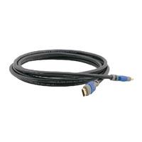 Kramer electronics HDMI kabel: HDMI/HDMI, 0.9m - Zwart
