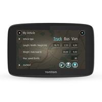 TomTom GO PROFESSIONAL 520 Navigatie - Zwart, Grijs