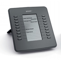 Snom IP add-on module: D7 - Grijs