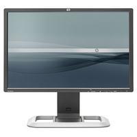 HP monitor: LP2475w - Zwart (Refurbished LG)