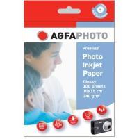 AgfaPhoto Premium Photo Glans Papier 240 g 10x15 cm 100 vel