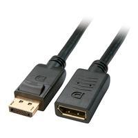 Lindy 2m, DisplayPort - Zwart