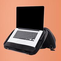 Werk gezond met de R-Go Viva laptoptas met geïntegreerde laptopstandaard