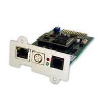 ONLINE USV-Systeme DW5SNMP30 netwerkkaart - Grijs