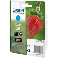 Epson inktcartridge: 29 C - Cyaan